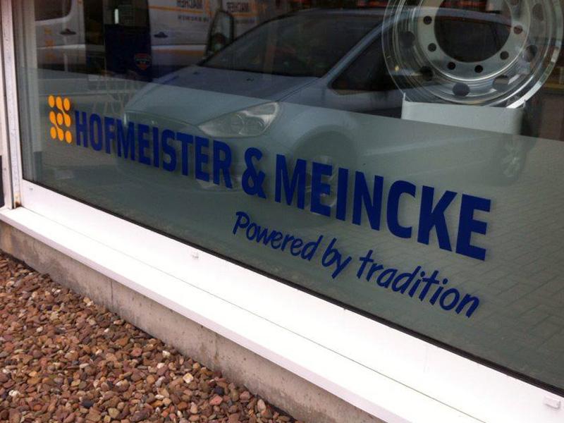 """Projekt """"HOFMEISTER & MEINKE"""" erfolgreich abgeschlossen :)"""